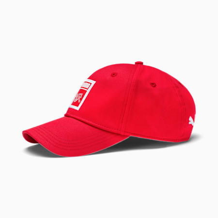 Suisse DNA Football Cap, Puma Red, small