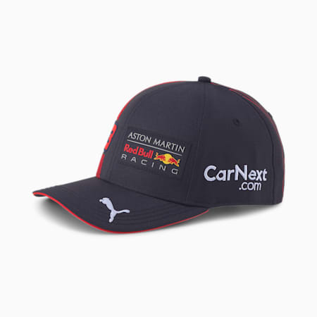 Red Bull Racing Replica Snapback Cap, NIGHT SKY-Chinese Red, small
