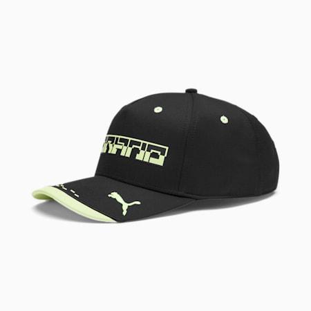 Bejsbolówka uliczna Scuderia Ferrari Fanwear, Puma Black, small