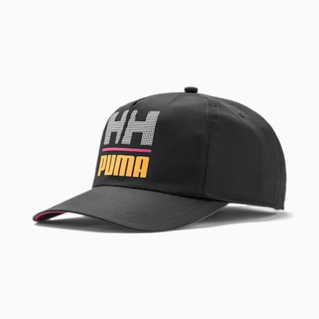 PUMA x HELLY HANSEN Baseballcap, Puma Black, small