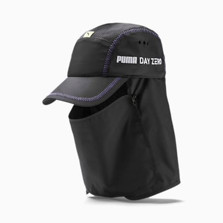 PUMA x CENTRAL SAINT MARTINS Desert Cap, Puma Black, small