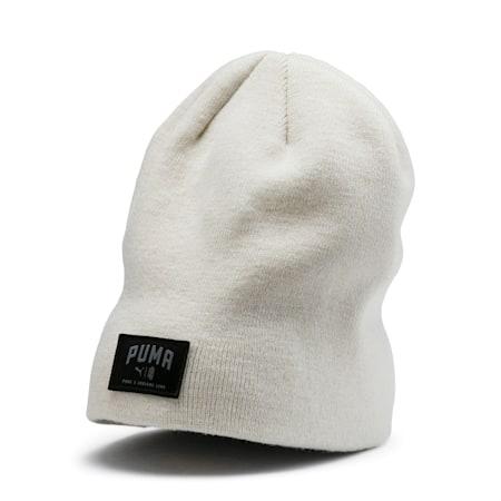 Gorro de lana AL x PUMA para mujer, Whisper White, pequeño