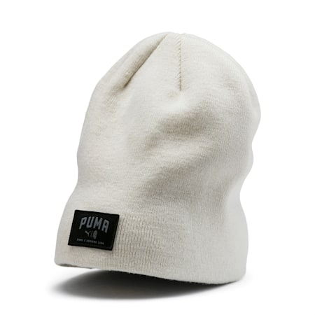 PUMA x ADRIANA LIMA Beanie, Whisper White, small-SEA