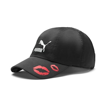 PUMA x MAYBELLINE Women's Cap, Puma Black, small-SEA