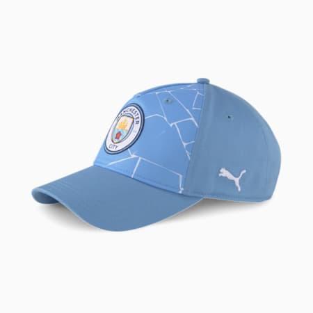 Manchester City FC Football Fan Cap, Team Light Blue-Peacoat, small