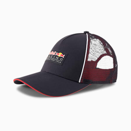 Red Bull Racing Lifestyle Trucker Cap, NIGHT SKY, small