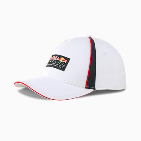 Red Bull Racing LS BB Cap, Puma White, small