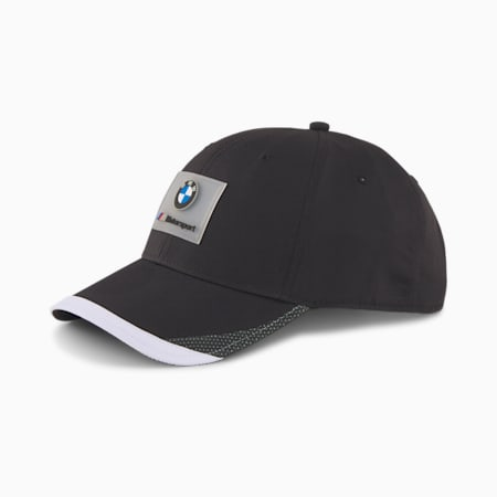 Gorra de béisbol BMW M Motorsport, Puma Black, pequeño