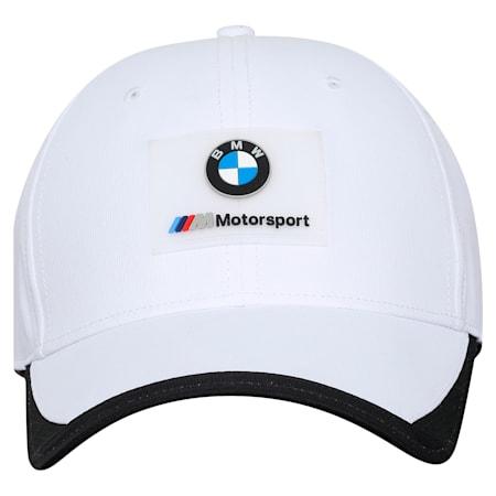 BMW M Motorsport BB Cap, Puma White, small-IND