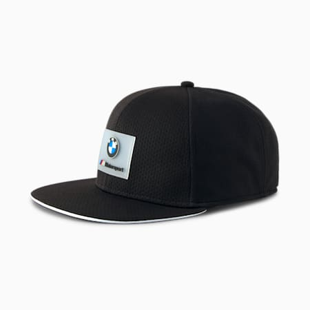 BMW M Motorsport FB Cap, Puma Black, small-SEA