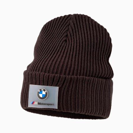 BMW M Motorsport Beanie, Puma Black, small