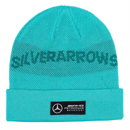 Mercedes Beanie, Spectra Green, small-IND