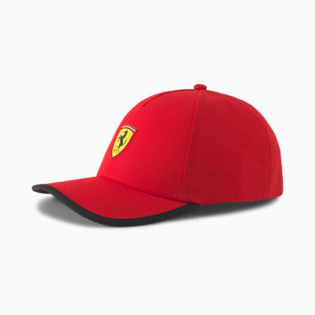 Bejsbolówka Scuderia Ferrari Race, Rosso Corsa, small