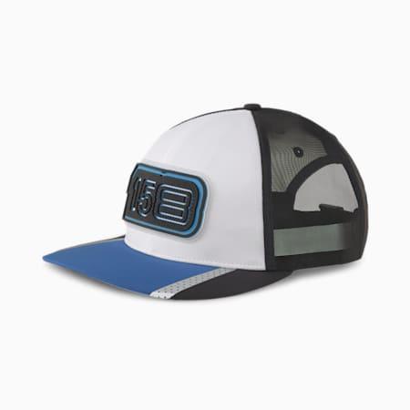 Gorra de béisbolScuderiaFerrariRace Street, Puma Black, pequeño