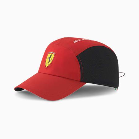 Scuderia Ferrari Rider Cap, Rosso Corsa, small