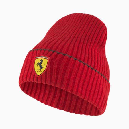 Scuderia Ferrari Race Beanie, Rosso Corsa, small