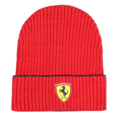 Scuderia Ferrari Race Beanie, Rosso Corsa, small-IND