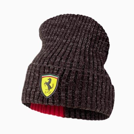 Scuderia Ferrari Race Beanie, Puma Black, small