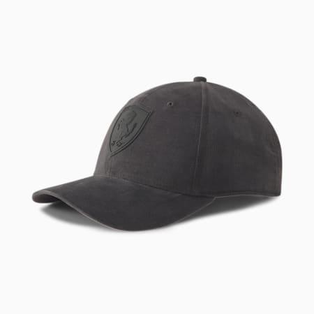 Scuderia Ferrari Style Baseball Cap, Asphalt, small
