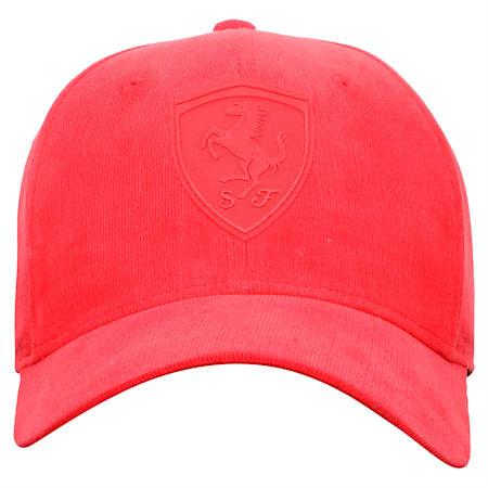 Scuderia Ferrari Style BB Cap, Rosso Corsa, small-IND