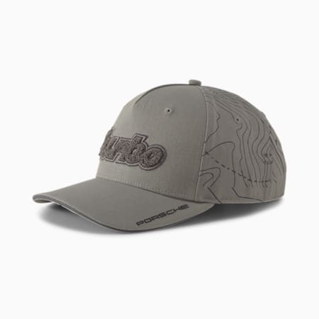 Porsche Legacy BB Cap, Ultra Gray, small