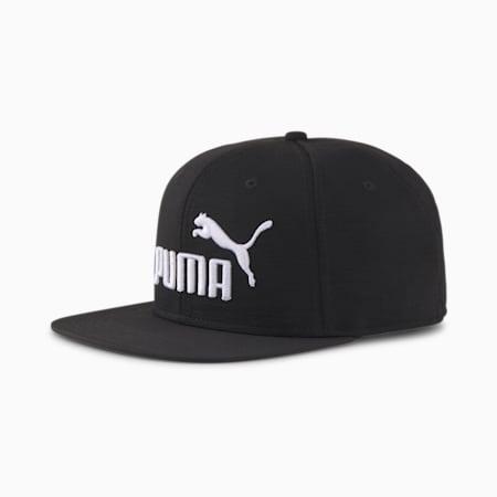 PUMA Flatbrim Cap, Puma Black, small