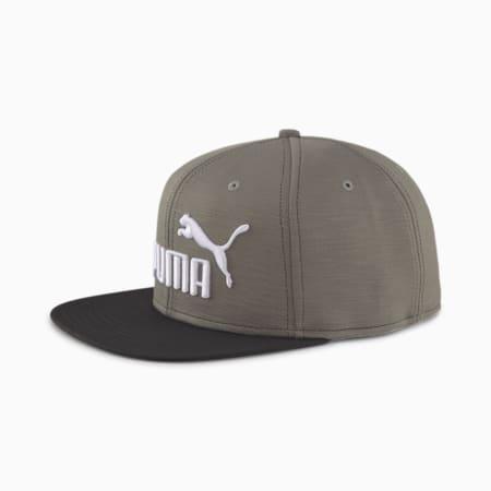 PUMA Flatbrim Cap, Ultra Gray, small