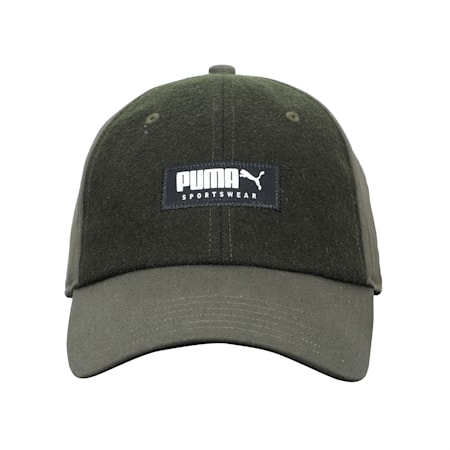 Fabric Baseball Cap, Forest Night, small-IND
