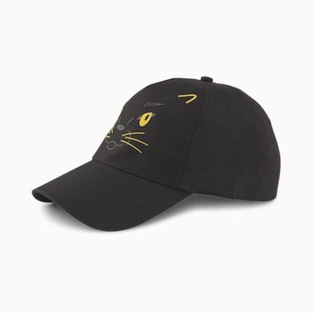 Cappellino da baseball Animal da bambino, Puma Black-Panther, small
