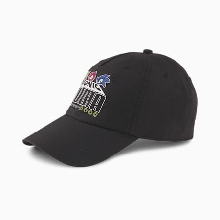 PUMA x SEGA BB Cap, Puma Black, small-SEA