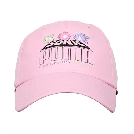 PUMA x SEGA BB Cap, Pale Pink, small-IND