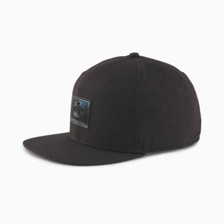 PUMA x SEGA Flat Brim Cap, Puma Black, small-SEA