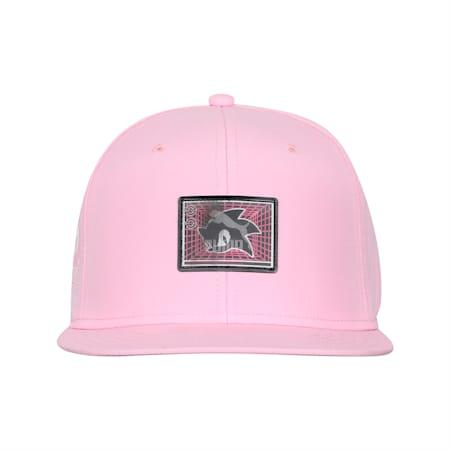 PUMA x SEGA Flat Brim Cap, Pale Pink, small-IND