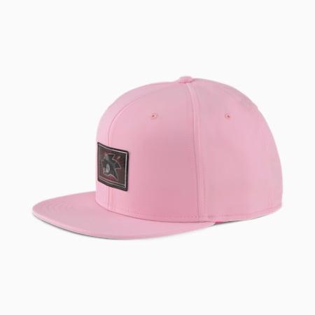 Gorra con visera planaPUMA x SEGA, Pale Pink, pequeño