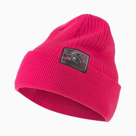 PUMA x SEGA Beanie, Glowing Pink, small
