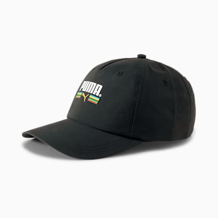 The Unity CollectionTFS Performance Cap, Puma Black-continents, small
