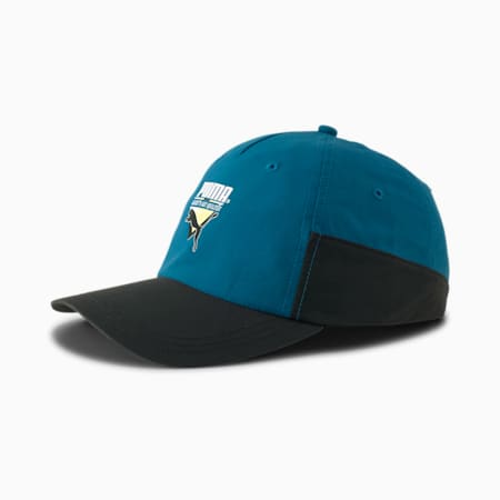 The Unity Collection TFS Performance Cap, Digi-blue-Puma Black, small