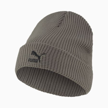 Classics Archive Mid Fit Beanie, Ultra Gray, small