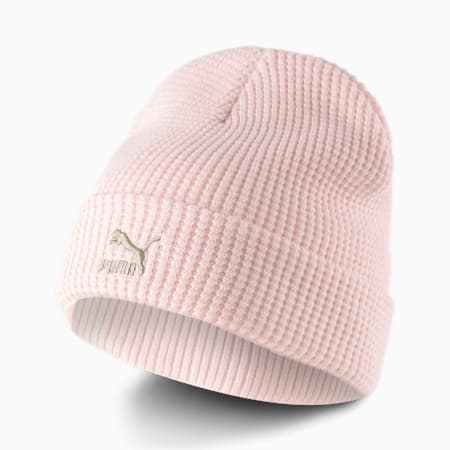Classics Archive Mid Fit Beanie, Lotus-Spray Green-Logo, small-GBR