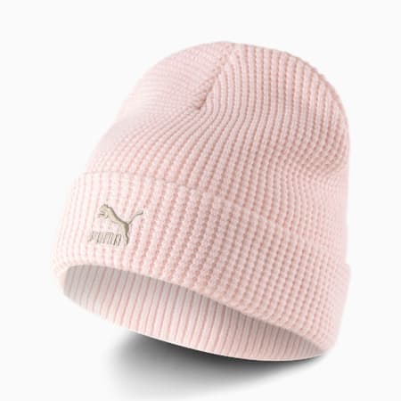 Archive Mid Fit Unisex Beanie, Lotus-Spray Green-Logo, small-IND