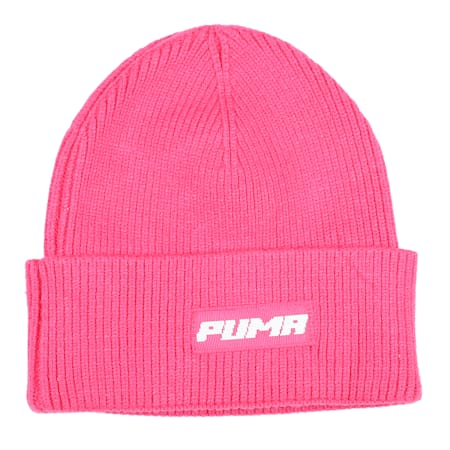 Evolution Trend Women's Beanie, Glowing Pink, small-IND