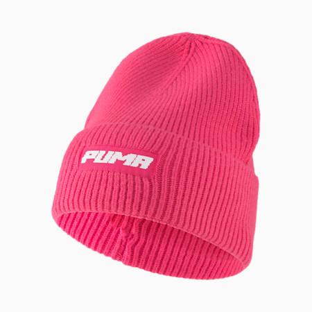 PUMA Trend Beanie, Glowing Pink, small