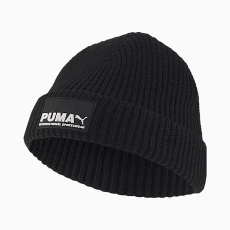 Progressive Street Beanie, Puma Black, small-IND