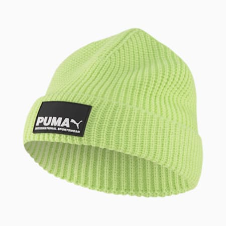 Progressive Street Beanie, Sharp Green, small