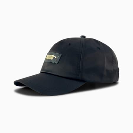 Evolution Satin Women's Cap, Puma Black, small-SEA