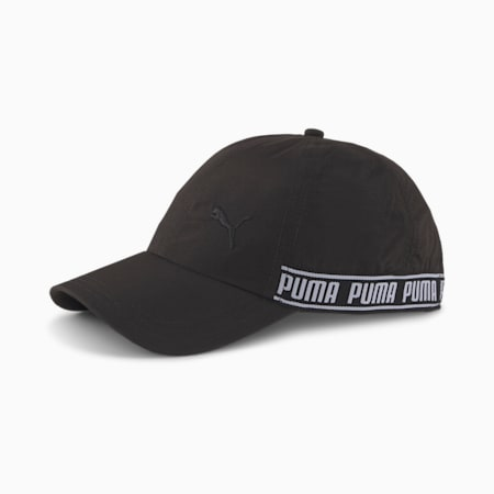 Running Baseballcap, Puma Black, small