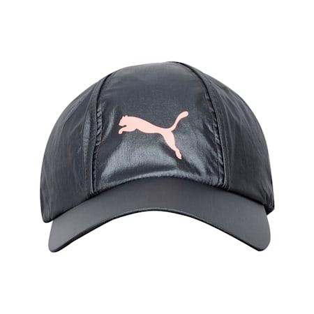 Women's Pearlised Cap, Puma Black, small-IND