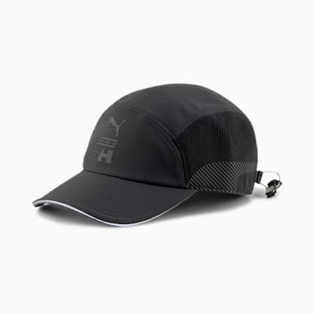 PUMA x HELLY HANSEN Cap, Puma Black, small