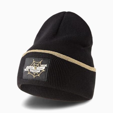 Damska czapka PUMA x CHARLOTTE OLYMPIA, Puma Black, small