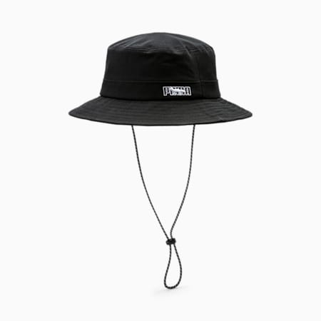PUMA x MAISON KITSUNÉ Bucket Hat, Puma Black, small-SEA